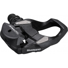 Shimano PD-RS500 SPD-SL Road Pedals, Black