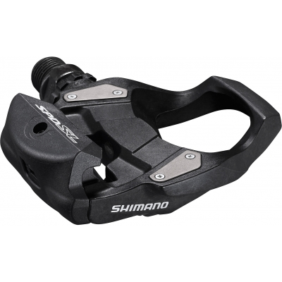 Shimano PD-RS500 SPD-SL Road Pedals, Black