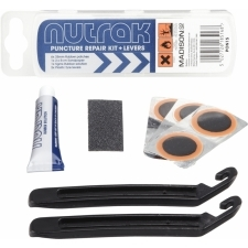 Nutrak Puncture repair kit with tyre levers
