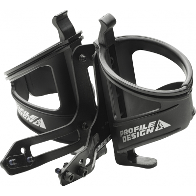 Profile Design Aqua Rear Bottle Cage Mount, RML system, Two Bottle