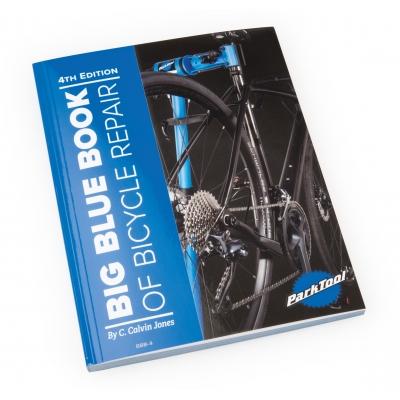 Park Tool Big Blue Book of Bicycle Repair (4th Edition)