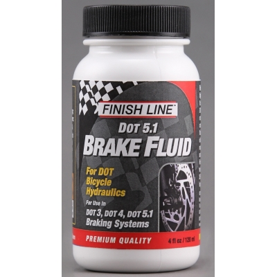 Finish Line Brake Fluid DOT 5.1 (120ml)