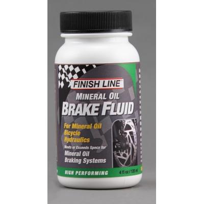 Finish Line Mineral Oil Brake Fluid (120ml)