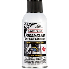 Finish Line Pedal and Cleat Lube, 5 oz Aerosol (160 ml...