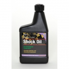 Finish Line Shock Oil 10 wt 16 oz (475 ml)