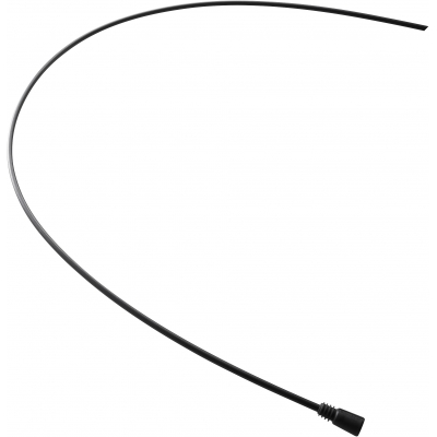 Shimano SM-BH59-JK straight connection brake hose for ST-RS685/BR-RS785, front, 1000mm, black