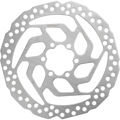 Shimano SM-RT26 6 bolt disc rotor for resin pads, 180 mm