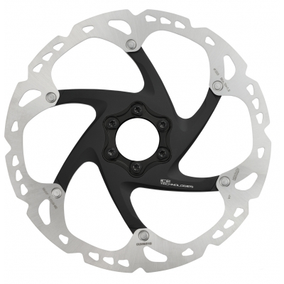 Shimano SM-RT86 XT Ice Tec 6-bolt disc rotor, 160 mm