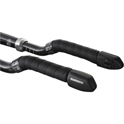 Shimano SW-R671 Di2 Shift switches for TT / Tri bars, 2 button design, E-tube, pair