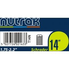Nutrak 14 x 1.75 - 2.125 inch inner tube