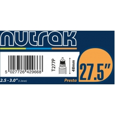 Nutrak 27.5 inch or 650B x 2.5 - 3.0 inner tube (Prest...