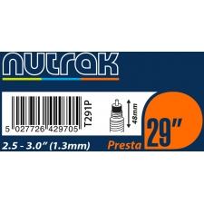 Nutrak 29 inch x 2.5 - 3.0 Presta Inner Tube, T291P