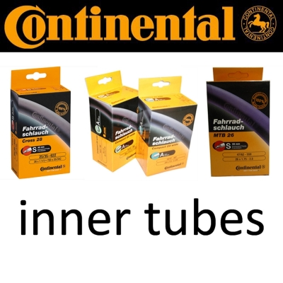 Continental Tour 28 tube 700 x 32 - 47C Presta long valve 60 mm