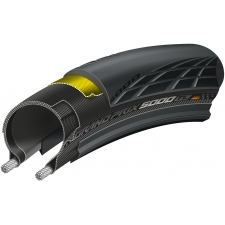 Continental Grand Prix 5000 Black Chili TL Folding Tyr...
