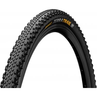 Continental Terra Trail 700 x 40C Black folding tyre