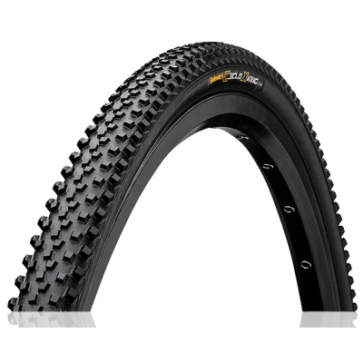 Continental CycloXKing PureGrip Folding Tyre - 700 x 35C Black