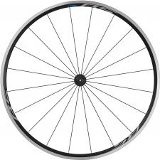 Shimano WH-RS100 clincher wheel, 100mm Q/R axle, front...