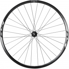 Shimano WH-RX010 Disc Road Wheel, Clincher 24 mm, Blac...