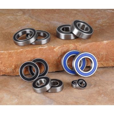 Wheels Manufacturing Sealed Cartridge Bearing 6803 (Pair) (17 x 26 x 5 mm)