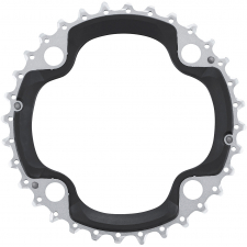 Shimano FC-M780-10 Chainring, 32T, 104BCD, 3x10