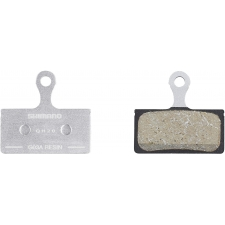 Shimano G03A disc brake pads and spring, alloy backed,...