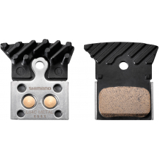 Shimano L04C Disc Brake Pads, Alloy Backed with Coolin...