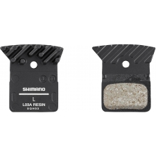 Shimano L03A disc brake pads and spring, alloy backed ...