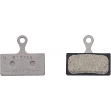Shimano G03S Disc Brake Pads, Steel Backed, Resin