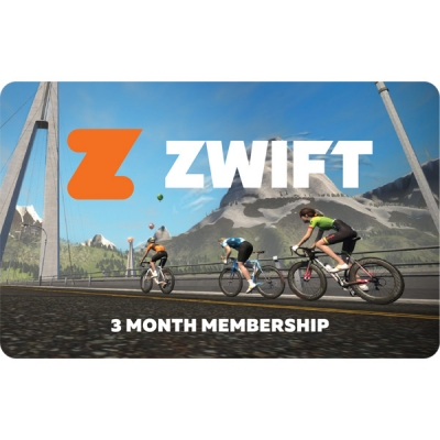 Madison Zwift 3 Month Membership
