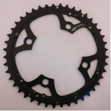 Shimano FC-M540 Deore 44T Chainring, Black (drilled fo...