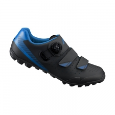 Shimano ME4 SPD MTB shoes, Black/Blue