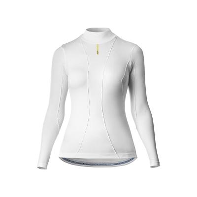 Mavic Cold Ride Women's Long Sleeve Tee, White