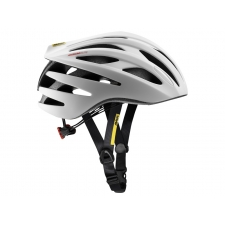 Mavic Aksium Elite Helmet - White/Black