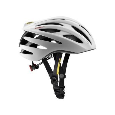 Mavic Aksium Elite Helmet - White/Black