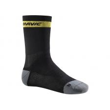 Mavic Ksyrium Elite Thermo Socks, Black