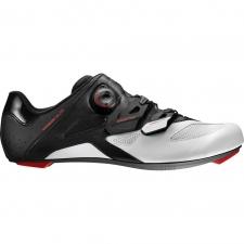 Mavic Cosmic Elite Road Shoe - Black/White/Fiery Red