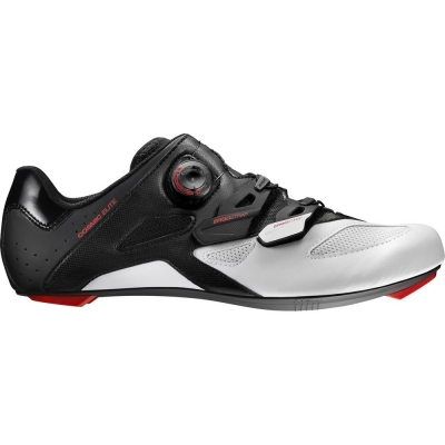 Mavic Cosmic Elite Road Shoe - Black/White/Fiery Red