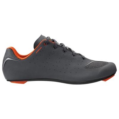 Mavic Aksium III Road Shoe, Asphalt/Orangeade/Black