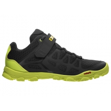 Mavic Crossride All-Mountain MTB Shoe, Yellow/Black