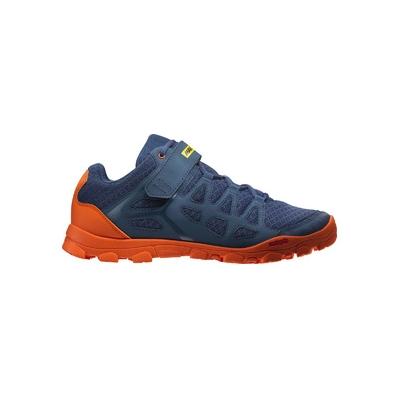 Mavic Crossride All-Mountain MTB Shoe, Blue/Orange