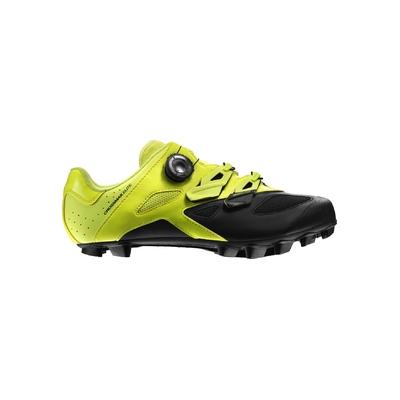 Mavic Crossmax Elite MTB Shoe - Safety Yellow/Black