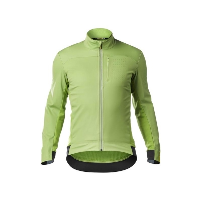 Mavic Essential Softshell Jacket - Peridot Green