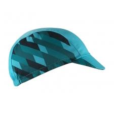Mavic Graphic Roadie Cap - Ceramic Blue