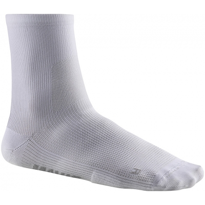 Mavic Essential Mid Sock White
