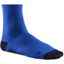 Mavic Essential Mid Sock Skydiver Blue