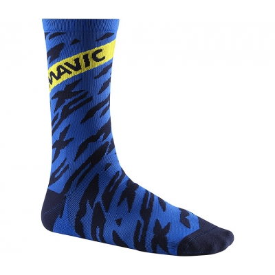 Mavic Deemax Pro High Socks - Skydiver Blue
