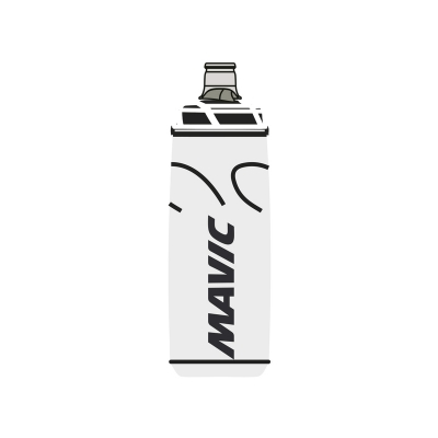 Mavic H2O Camelbak Bottle, 600ml
