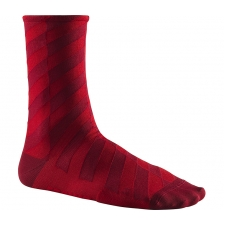 Mavic Graphic Mosaic Sock Cabernet