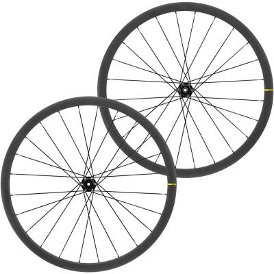 Mavic 2020 Ksyrium Pro Carbon UST Disc Wheelset (No Tyre)