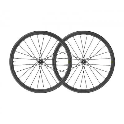 Mavic Ksyrium UST Disc Tubeless Wheelset, 2020